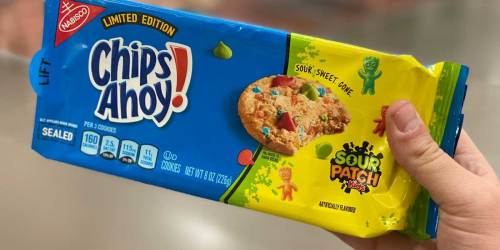 Chips Ahoy! Introduced Sour Patch Kids Cookies & Yep, You Guessed It – They are NOT Good
