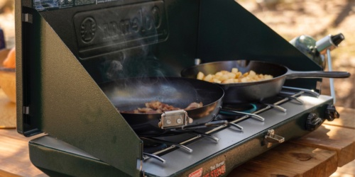 Coleman Propane Stove + 1-Gallon Beverage Cooler Just $44 Shipped on Walmart.com (Regularly $56)