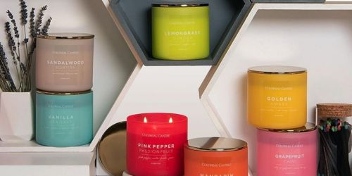 Colonial Candles Just $6 Shipped on Belk.com (Regularly up to $20)