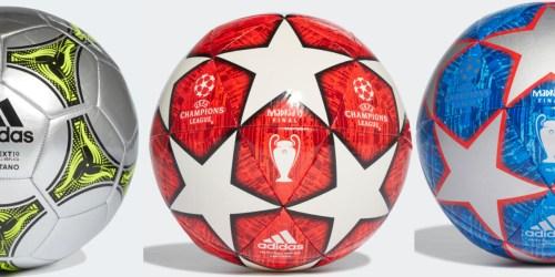 Adidas El Capitano Soccer Balls Only $10 Shipped (Regularly $20)