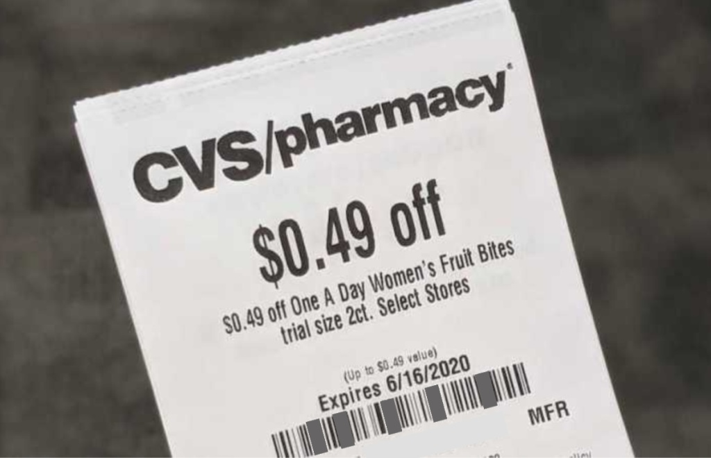 cvs coupon for one a day vitamins