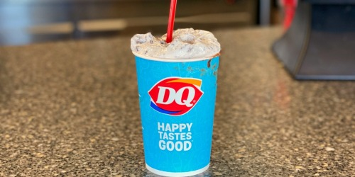 Dairy Queen's Nestle Drumstick Blizzard is Available for a Limited Time