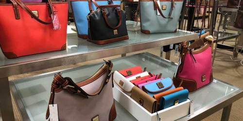 Dooney & Bourke Crossbody Only $62 (Regularly $188) | Get it by Christmas!