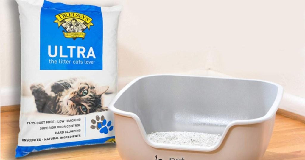 dr elseys w: litter box