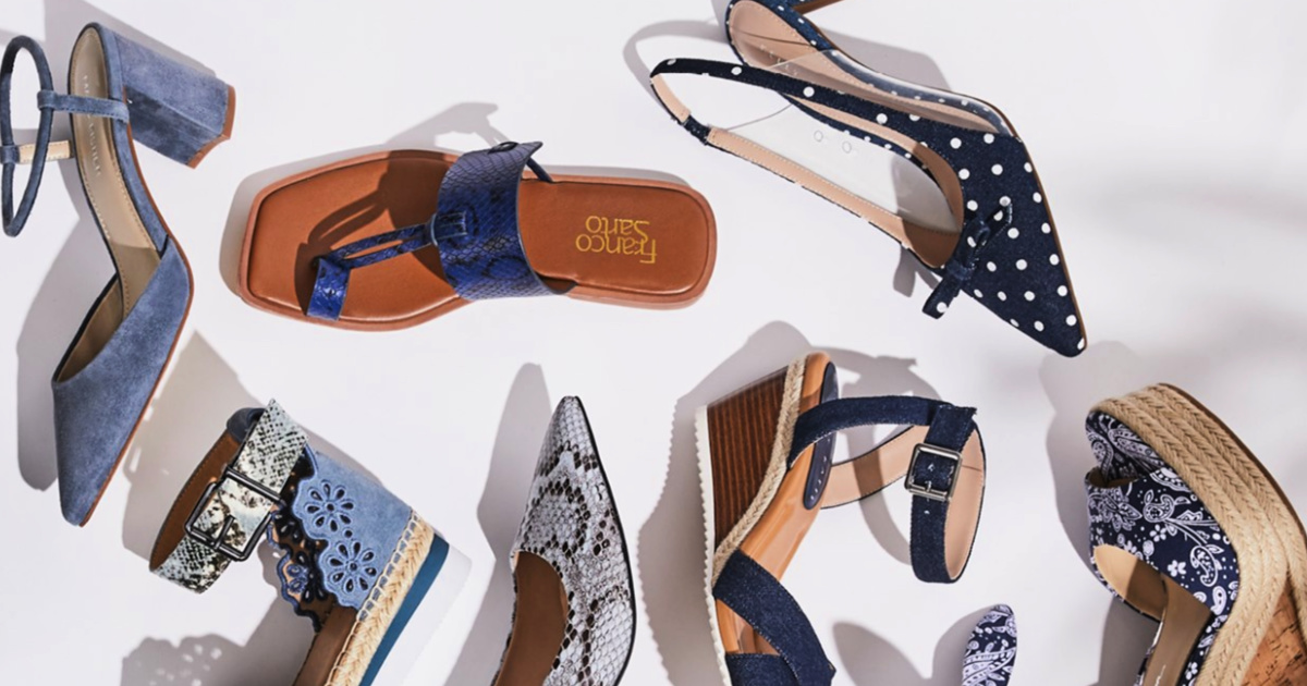dsw women's shoes for summer