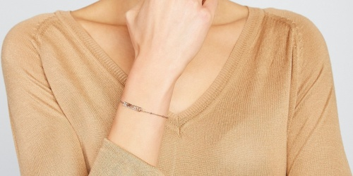 Up to 70% Off Fossil Women's Jewelry + Free Shipping