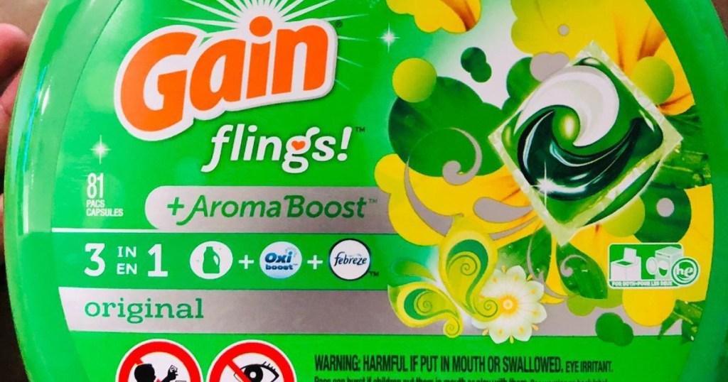 gain flings aroma boost