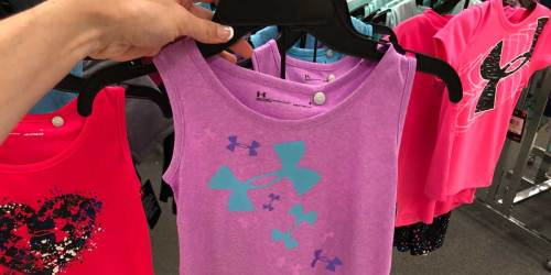 Under Armour Kids Apparel from $9.99 on Zulily