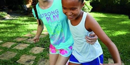 C9 Champion Girls' Running Shorts Only $7.99 on Amazon