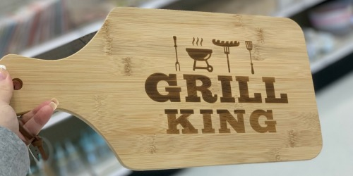 Father's Day Gifts Under $5 at Target | Cutting Boards, Stainless Steel Tumblers & More