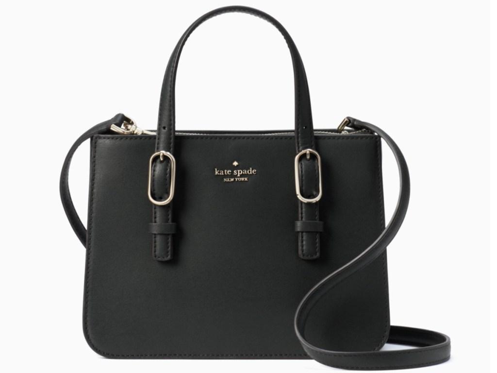 black kate spade satchel