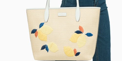 Up to 75% Off Kate Spade Bags + Free Shipping | Includes New Styles