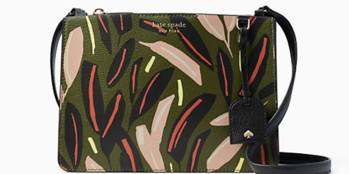 Kate Spade Eva Crossbody Purse Only $79 Shipped (Regularly $249)