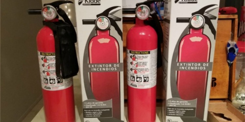 Kiddie Fire Extinguisher 2-Pack Just $19.88 Shipped on HomeDepot.com