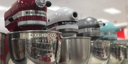 KitchenAid Artisan 5-Quart Stand Mixer Just $299.99 Shipped (Regularly $380) + Get $60 Kohl's Cash