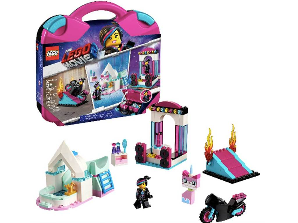 lego movie lucille building kit