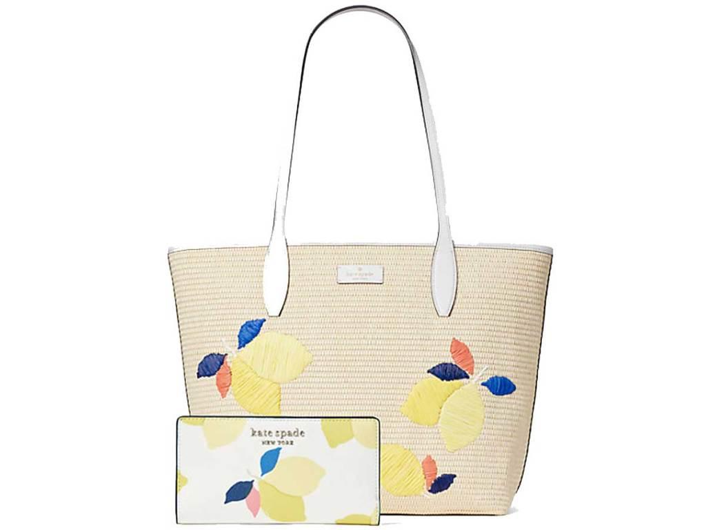 lemon zest purse bundle