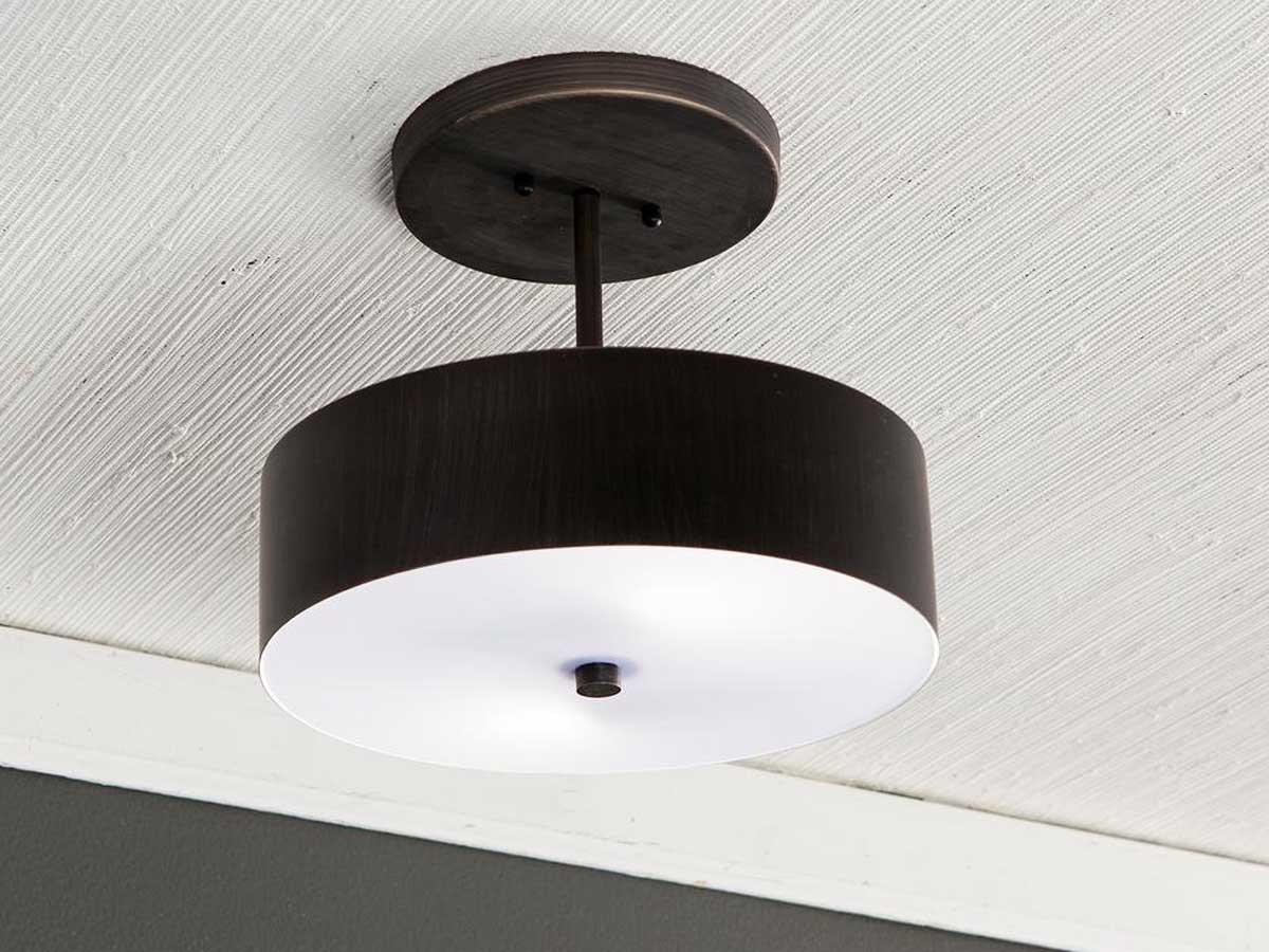 flush mount lamp