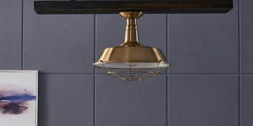 Pendant Lamps From $45 Shipped on Home Depot (Regularly $99+)