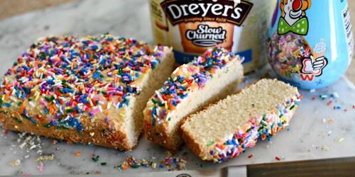 Make 3-Ingredient Ice Cream Bread