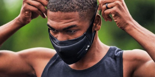 Under Armour SportsMasks Only $19.99 Shipped (Regularly $35)