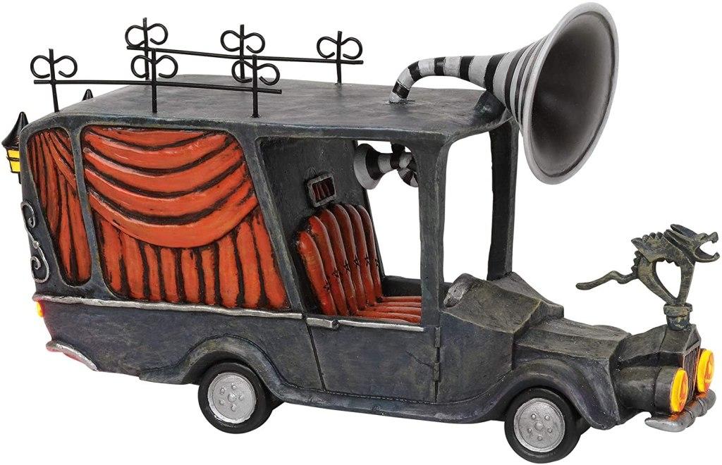 mayor's car