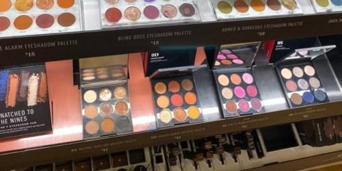 2 Morphe Eyeshadow Palettes + Bronzer Brush Only $14.50 Shipped on ULTA.com ($48 Value)