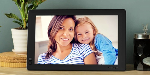 Nixplay Seed 10-Inch Digital Picture Frame Only $118.99 Shipped on Amazon (Regularly $170)