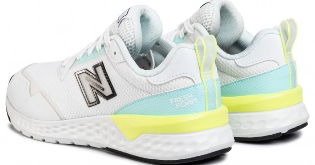 pair of new balance 515 v2 shoes