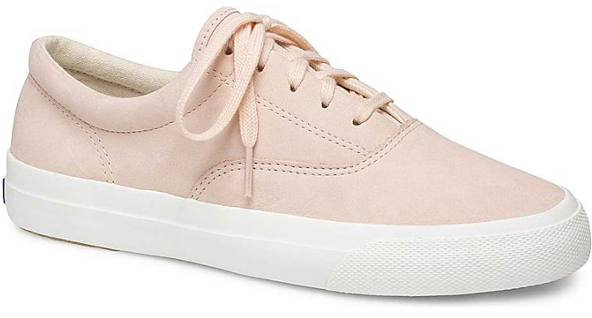 keds pink anchor shoes