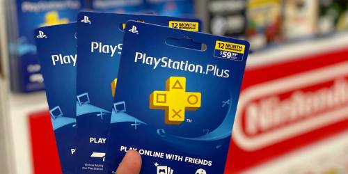 Playstation Plus 1-Year Membership Only $29.99 (Regularly $60) | Digital Delivery