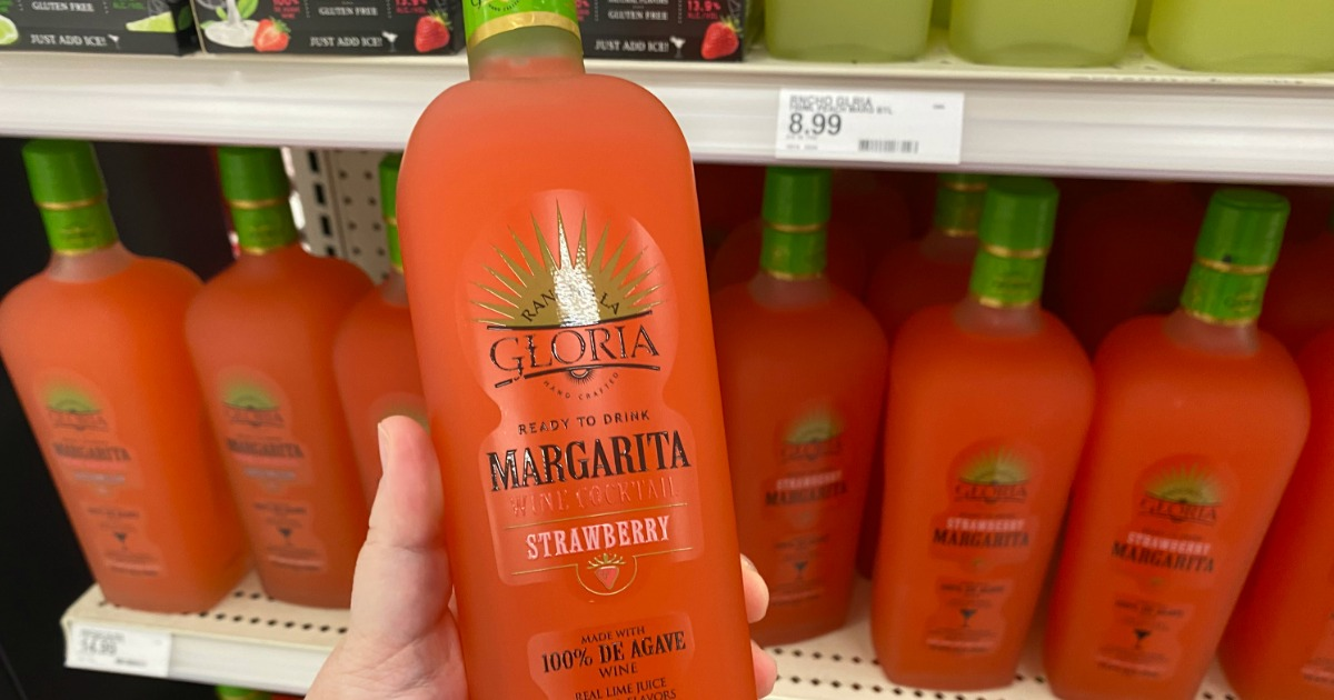 Target Is Selling Bottles Of Ready To Drink Margaritas From 8 99