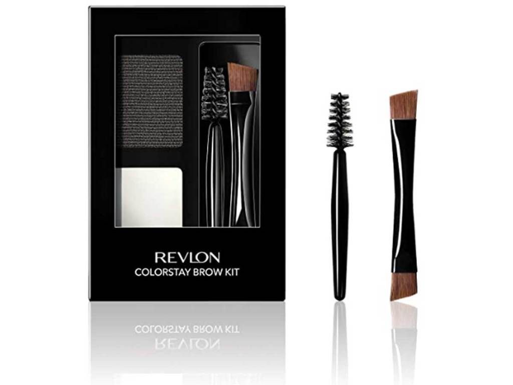 revlon colorstay brow kit stock image