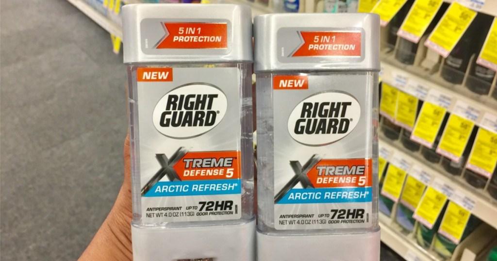 right guard defense