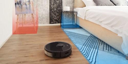 Roborock WiFi Connected Robot Vacuum & Mop Just $549 Shipped on Walmart.com