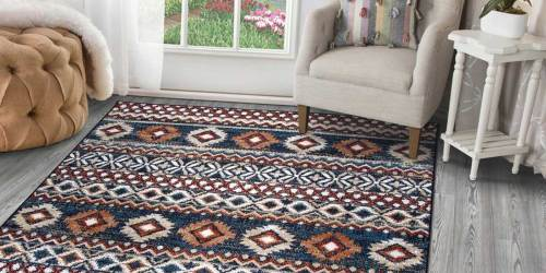 Area Rugs as Low as $38.71 on HomeDepot.com