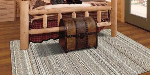 Garland Berber Rugs from $13.99 Shipped for Kohl's Cardholders (Regularly $40+)
