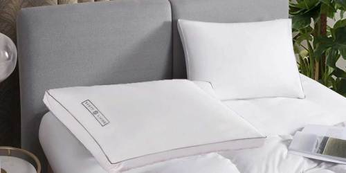 Scott Living Goose Feather Pillows From $15.99 on Kohl's.com (Regularly $40+)