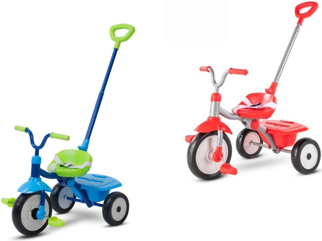 smartrike folding tricycle