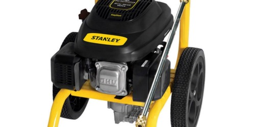 Stanley Pressure Washer Just $199.98 Shipped at Sam's Club (Regularly $280)