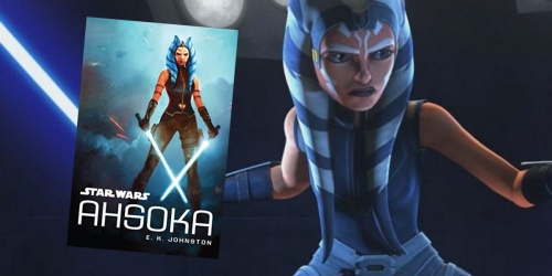 Star Wars Ahsoka eBook Only 99¢ on Amazon