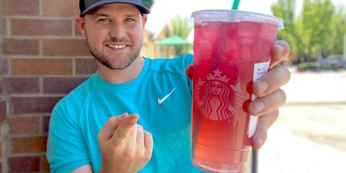 How to Order a Starbucks Firecracker Ombré Drink – Perfect for Summer!