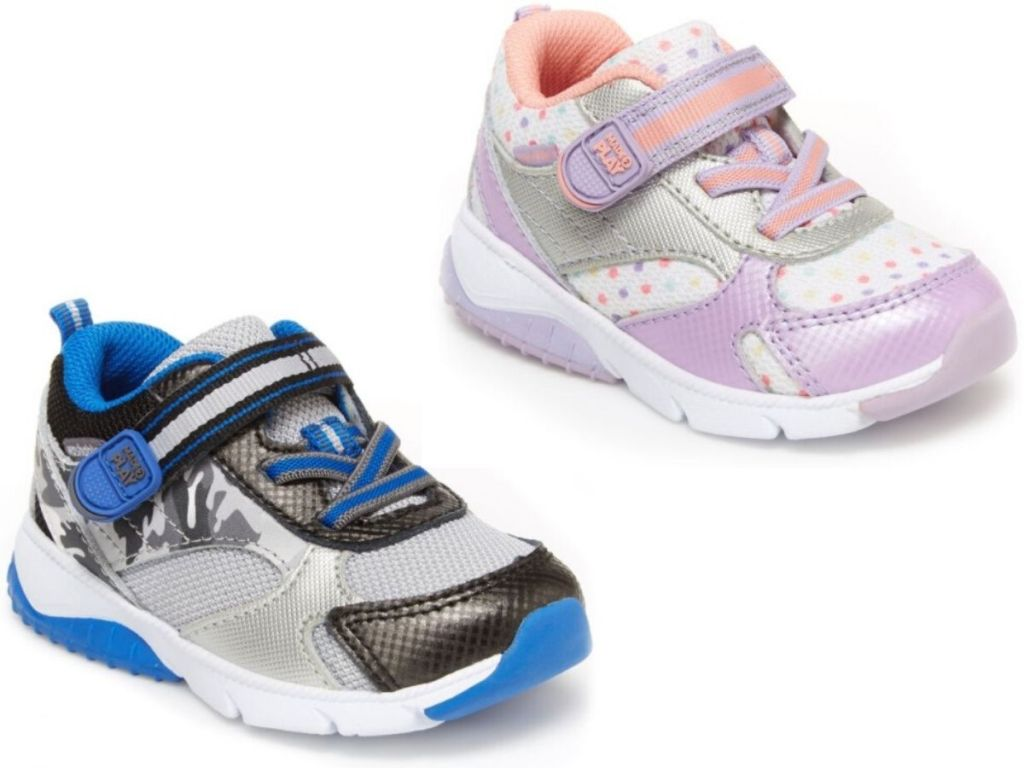 boys and girls sneakers