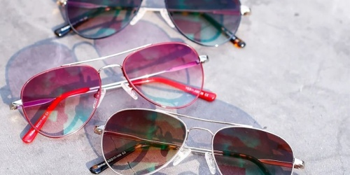 2 Pairs of Prescription Sunglasses Only $69 Shipped | Just $34.50 Each