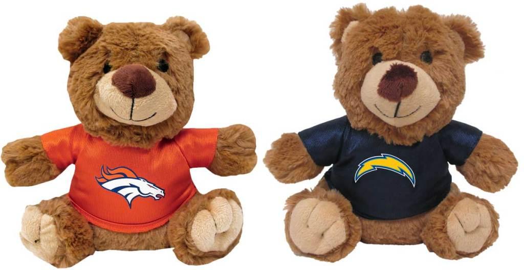 nfl teddy bears