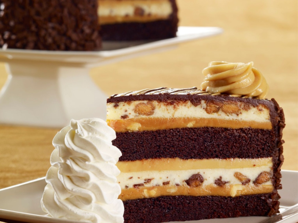 the cheesecake factory reeses PB chocolate