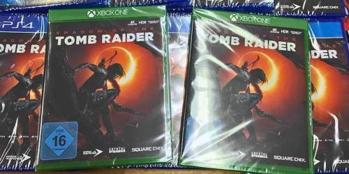 Tomb Raider Pre-Owned Xbox One 3-Game Bundle Just $22 (Regularly $35)
