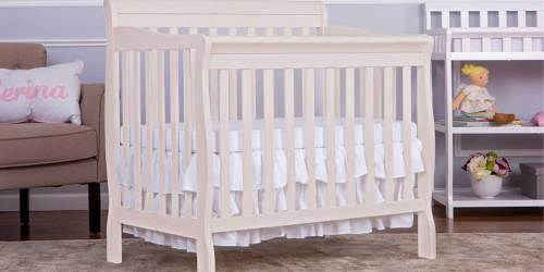 Dream on Me 3-in-1 Convertible Mini Crib AND Mattress Only $109.99 Shipped on Amazon