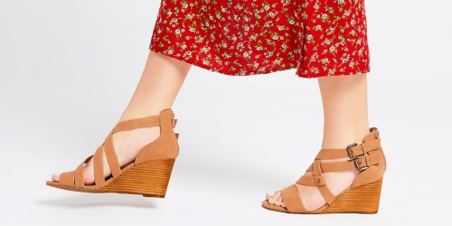 Women's Dress Shoes & Sandals from $7.50 Shipped on DSW.com