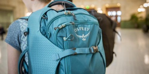 Osprey Porter Travel Packs from $71.93 Shipped (Regularly $120+)